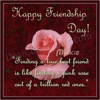 Picture: Happy Friendship Day