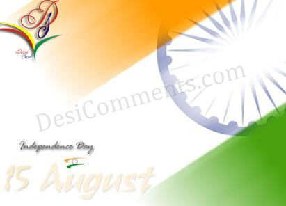 Picture: 15 August Independence Day – India