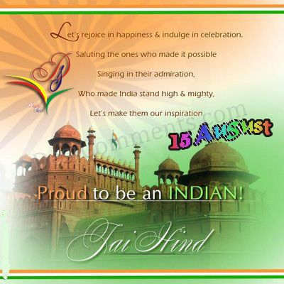 Picture: Proud to be an Indian