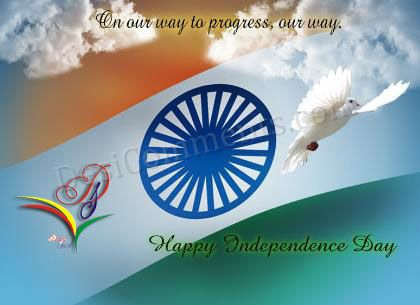 15 August Independence Day – India