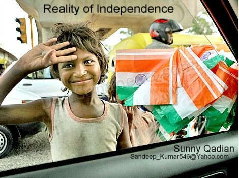 Picture: Reality of independence