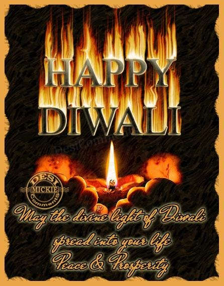Happy Diwali Graphic