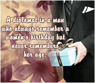 A Women's Birthday