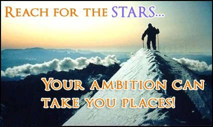 Your Ambition