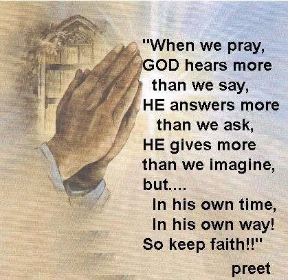Keep Faith In GodQuotes About Believing In God And Having Faith