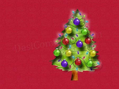 Picture: Christmas Tree