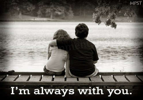I Am Always With You I m Always with you
