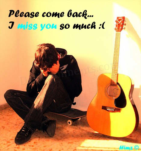 Please Come Back...!!!
