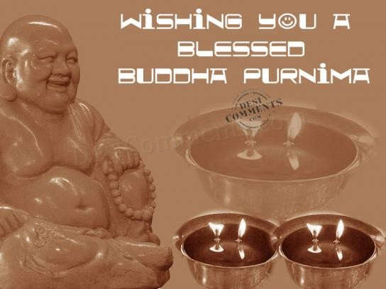 Wishing you a Blessed Buddha Purnima