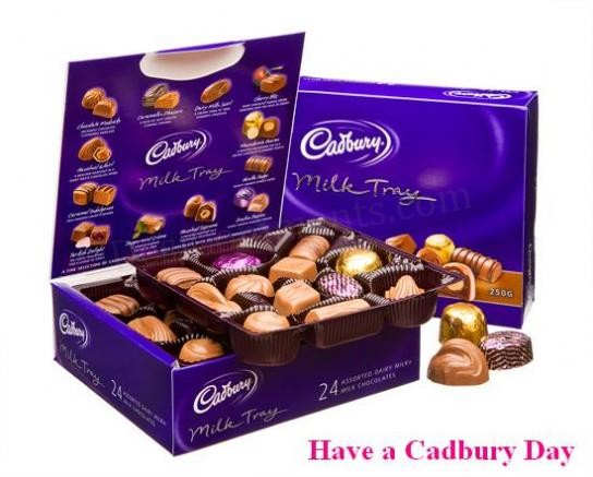Have a Cadbury Day