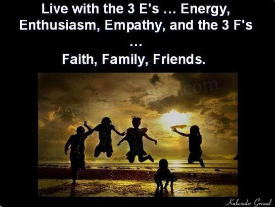 quotes about family and friends. Faith, Family, Friends