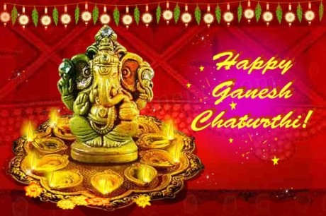 Happy Ganesh Chaturti