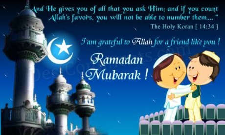 Picture: Enjoy Ramadan With Friends
