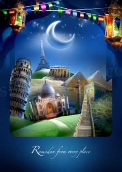 Picture: Ramadan From Every Place