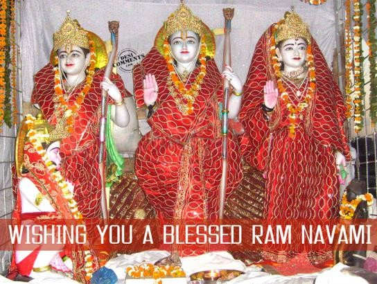 Picture: Wishing You A Blessed Ram Navami