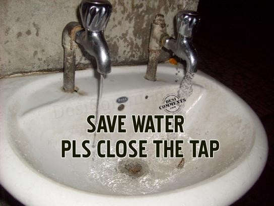 save water desicommentscom