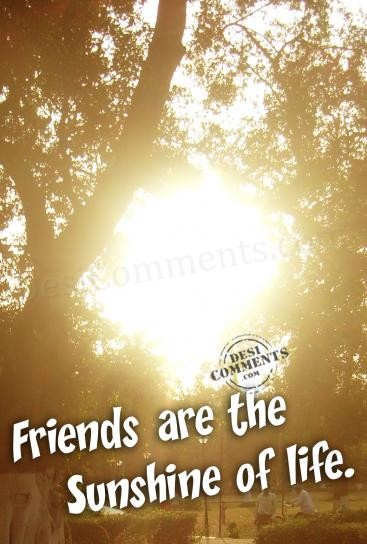 friendship the sunshine of life Buy personalized friends are the sunshine of life adjustable friendship bracelet ~ you choose charms: charm bracelets - amazoncom free delivery possible on eligible purchases.