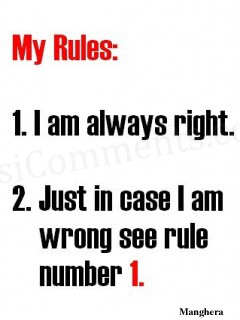 Great My Life My Rules Quotes. QuotesGram