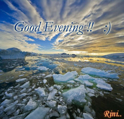 Picture: Good evening..!