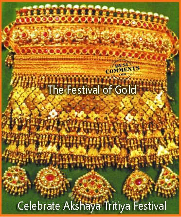 The Festival of Gold