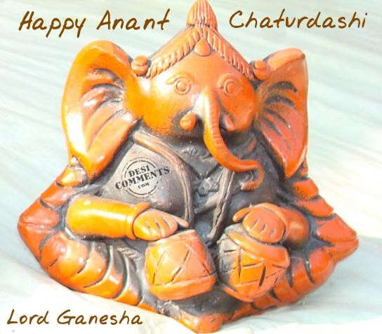 Picture: Happy Anant Chaturdashi