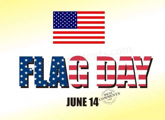 Flag Day - June 14
