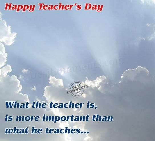 quotes on teachers. Day Quotes: Happy Teachers Day