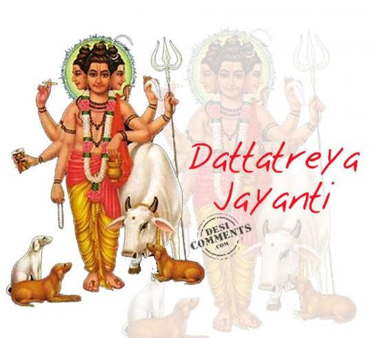 Top Beautiful Datta Jayanti Images for Free Download