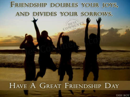 Have a Great Friendship Day