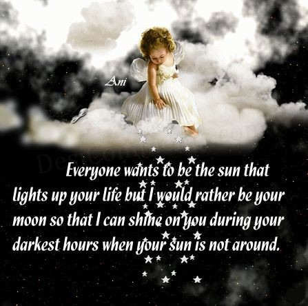 Everyone wants to be the sun...