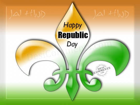 Happy Republic Day - Jai Hind