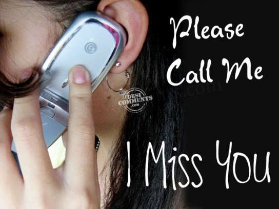 Please Call Me