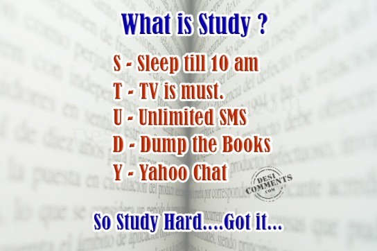 What is study?