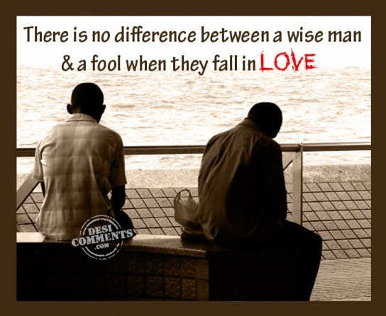 Picture: When they fall in love