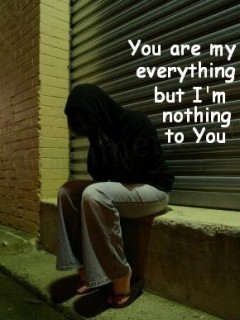 I'm nothing to you