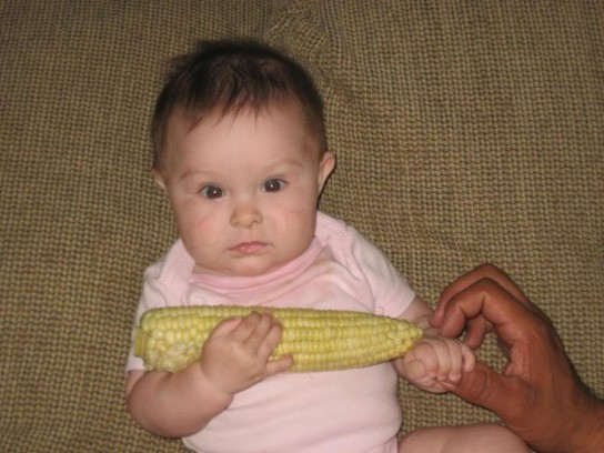 Give me the corn