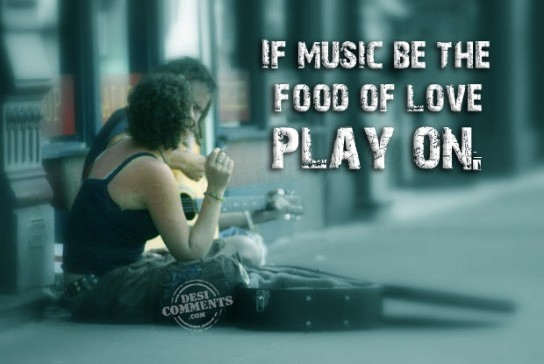 Play On...