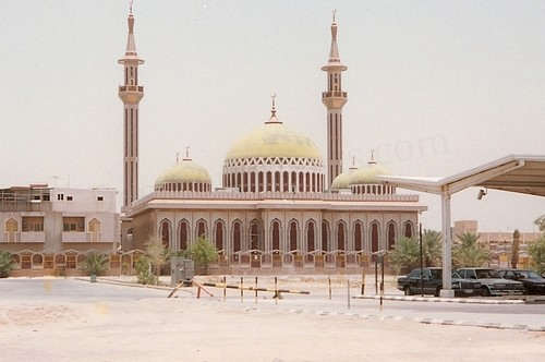 Masjid in Arabia