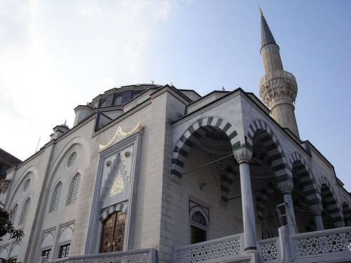 Masjid in Turkey