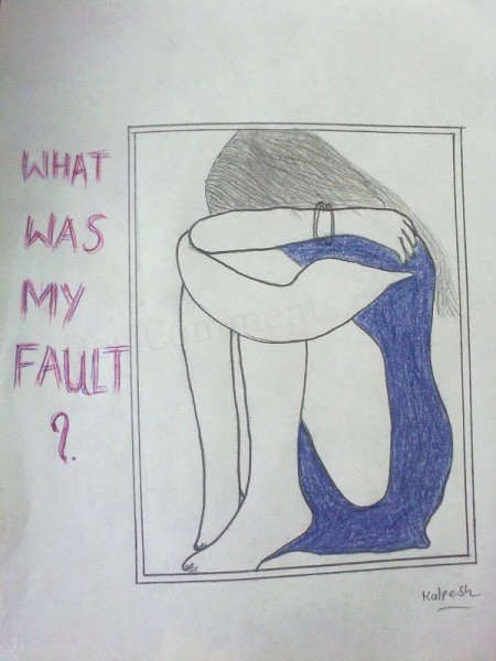 What was my fault?