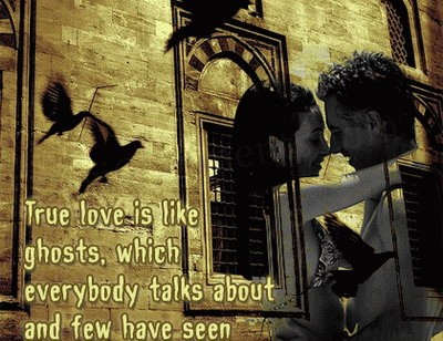 True Love Is Like Ghosts