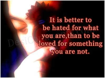 It is better...