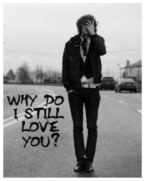 Do you still love your ex~?!.