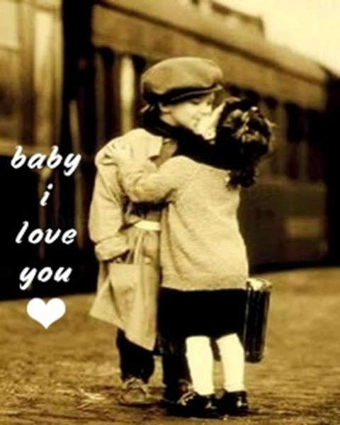 Baby, I love you