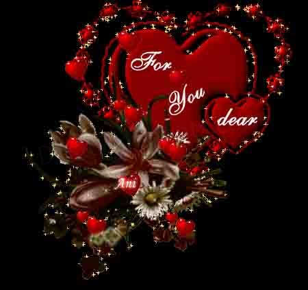 For you dear