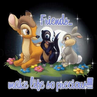 Friends make life so precious