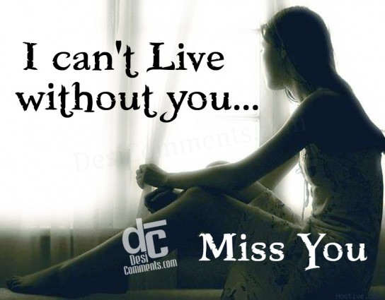 Love: Can't Live Without You