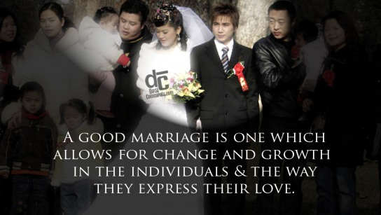 A Good Marriage...
