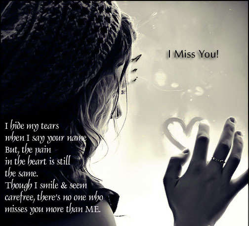 Theres No One Who Misses You More Than Me Desicommentscom