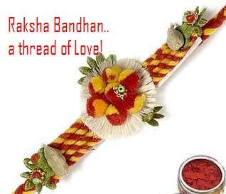 Raksha Bandhan.. a thread of love
